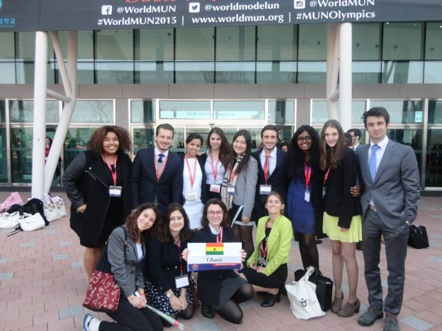 MUN society in Seoul